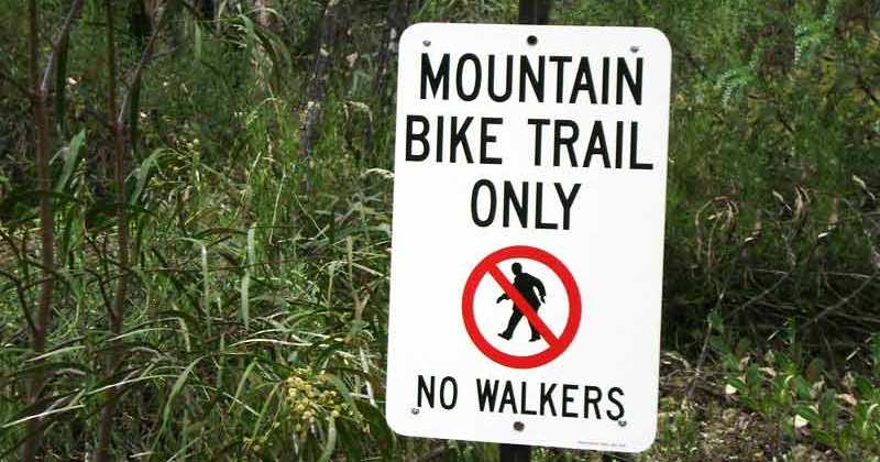 Save Mount Canobolas form Mountain Biking